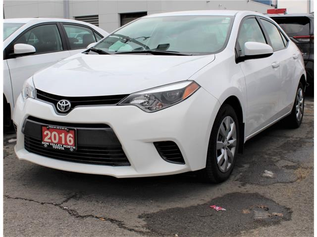 2016 Toyota Corolla LE (Stk: 303171S) in Markham - Image 1 of 1