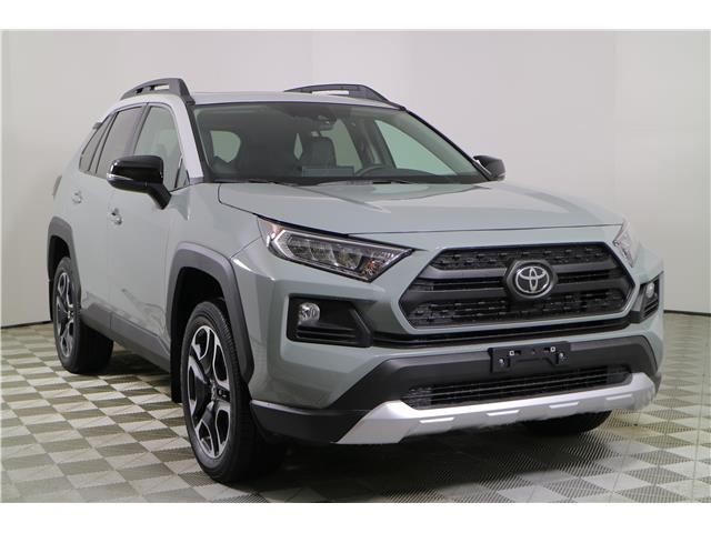 2021 Toyota RAV4 Trail (Stk: 210081) in Markham - Image 1 of 12