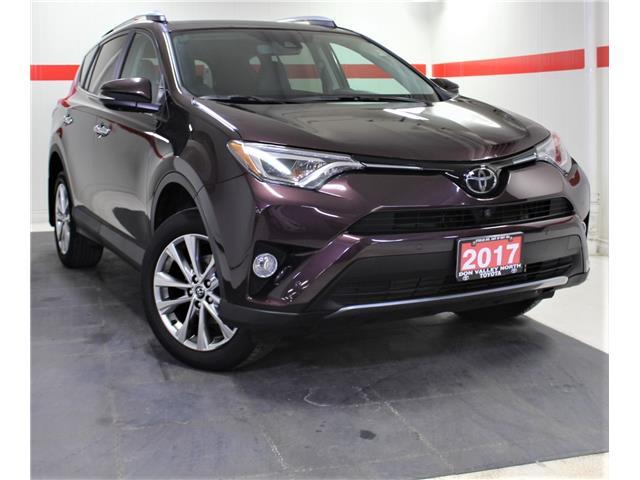 2017 Toyota RAV4 Limited (Stk: 303150S) in Markham - Image 1 of 27