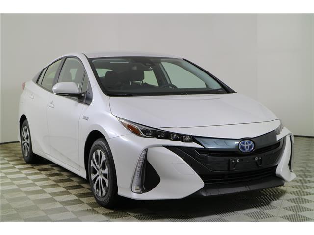 2021 Toyota Prius Prime Base (Stk: 203484) in Markham - Image 1 of 24