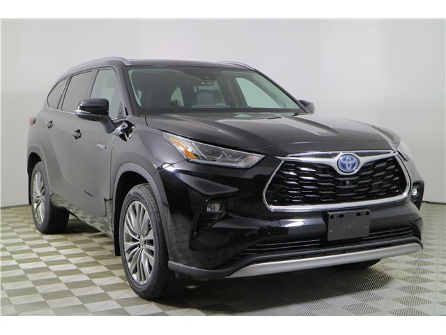 2021 Toyota Highlander Hybrid Limited (Stk: 210092) in Markham - Image 1 of 30