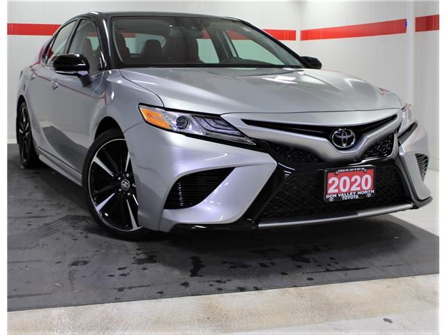 2020 Toyota Camry XSE (Stk: 303374S) in Markham - Image 1 of 26