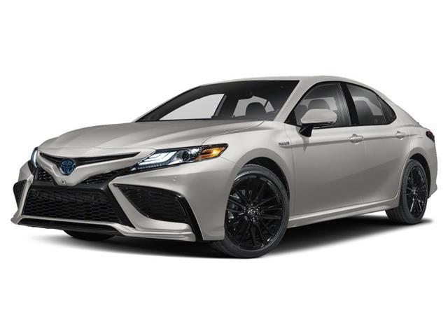 2021 Toyota Camry Hybrid XLE (Stk: 210016) in Markham - Image 1 of 3