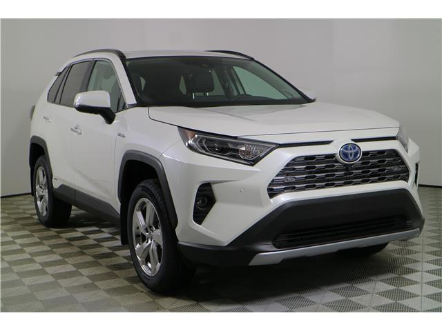 2021 Toyota RAV4 Hybrid Limited (Stk: 210277) in Markham - Image 1 of 27