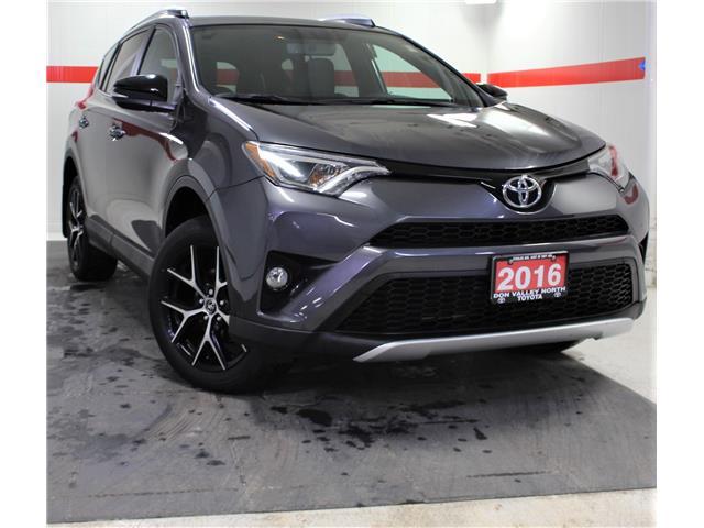 2016 Toyota RAV4 SE (Stk: 303378S) in Markham - Image 1 of 24