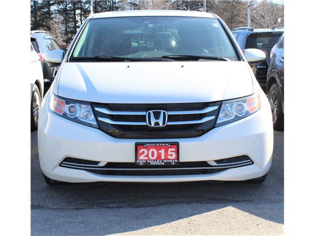 2015 Honda Odyssey EX-L (Stk: 303768S) in Markham - Image 1 of 1