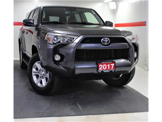 2017 Toyota 4Runner SR5 (Stk: 303695S) in Markham - Image 1 of 28
