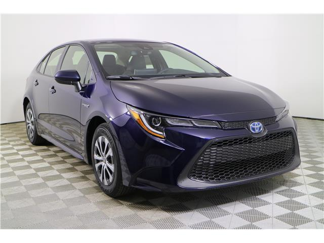 2021 Toyota Corolla Hybrid Base w/Li Battery (Stk: 210593) in Markham - Image 1 of 26