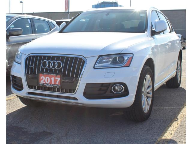 2017 Audi Q5 2.0T Progressiv (Stk: 303862S) in Markham - Image 1 of 1