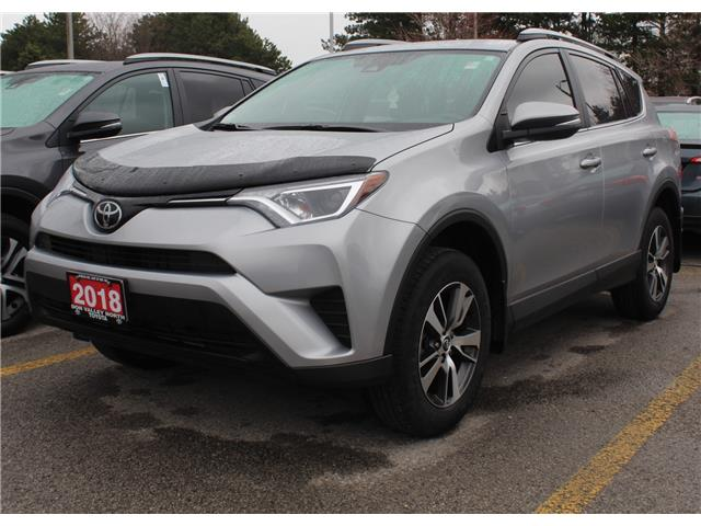 2018 Toyota RAV4 LE (Stk: 303884S) in Markham - Image 1 of 1