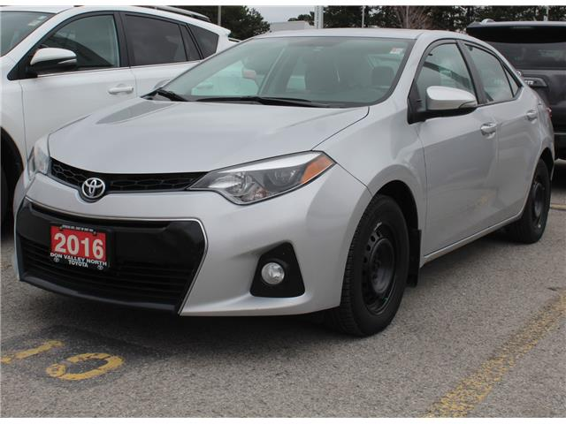 2016 Toyota Corolla S (Stk: 303916S) in Markham - Image 1 of 1