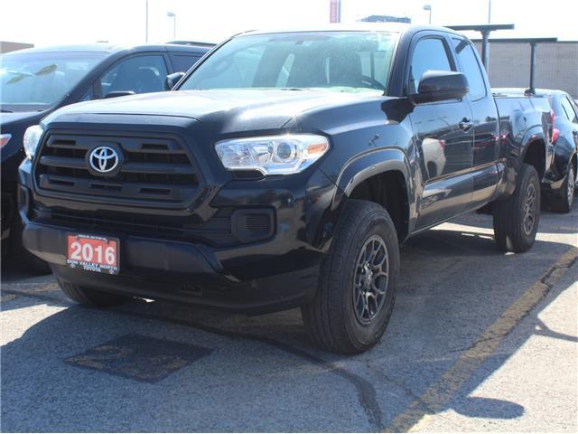 2016 Toyota Tacoma SR+ (Stk: 303877S) in Markham - Image 1 of 1