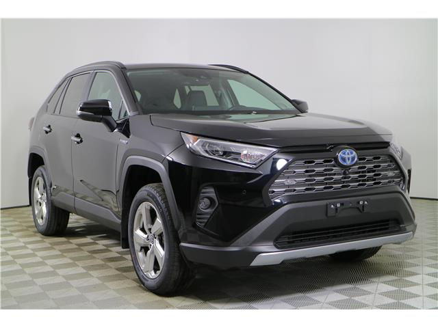 2021 Toyota RAV4 Hybrid Limited (Stk: 210885) in Markham - Image 1 of 25