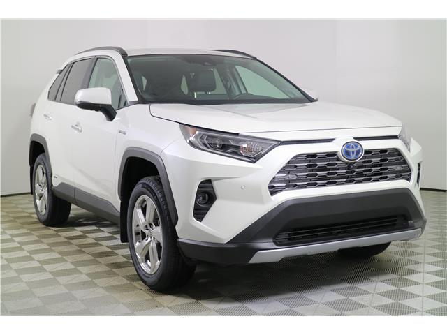 2021 Toyota RAV4 Hybrid Limited (Stk: 210884) in Markham - Image 1 of 11