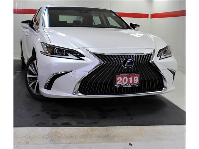 2019 Lexus ES 300h Base (Stk: 303810S) in Markham - Image 1 of 30