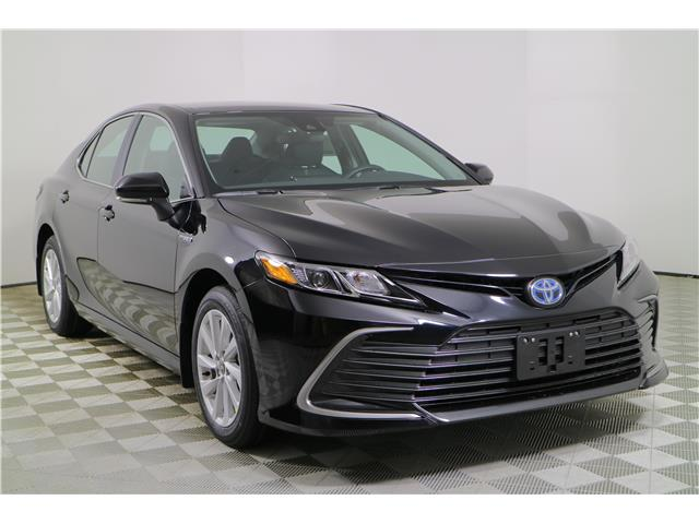 2021 Toyota Camry Hybrid LE (Stk: 203801) in Markham - Image 1 of 24