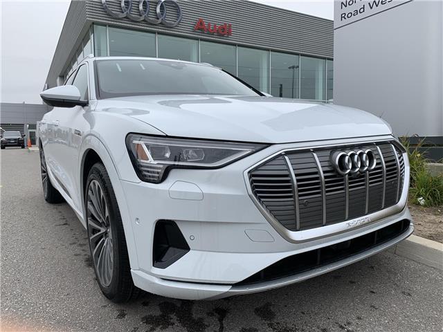 2019 Audi e-tron 55 Technik (Stk: 51164) in Oakville - Image 1 of 21