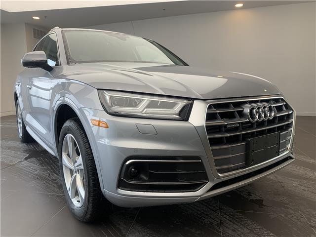 2020 Audi Q5 45 Progressiv (Stk: 51383) in Oakville - Image 1 of 21