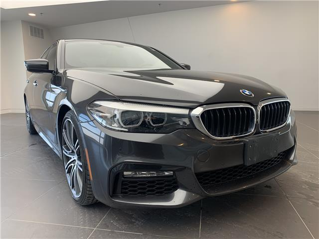 2017 BMW 540i xDrive (Stk: B9244) in Oakville - Image 1 of 21