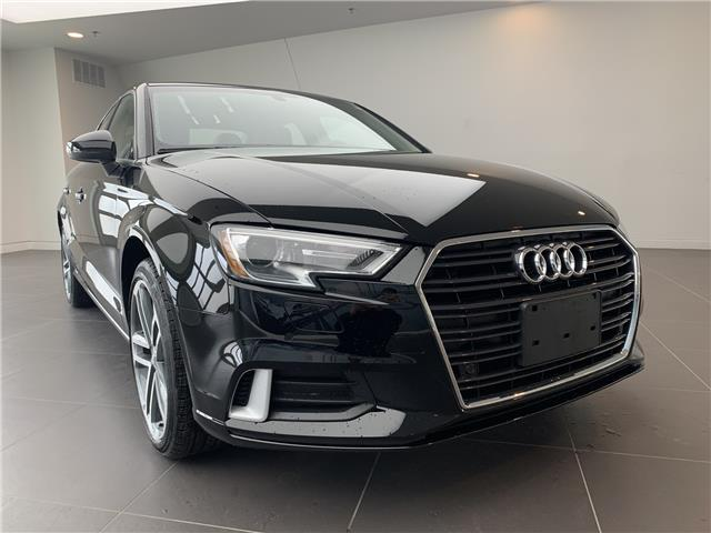 2020 Audi A3 40 Komfort (Stk: 51520) in Oakville - Image 1 of 19