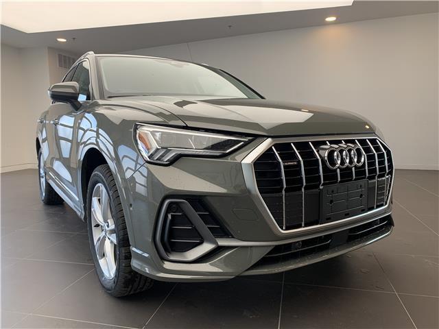 2020 Audi Q3 45 Progressiv (Stk: 51550) in Oakville - Image 1 of 21