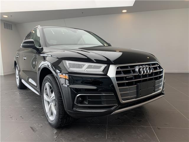 2020 Audi Q5 45 Progressiv (Stk: 51434) in Oakville - Image 1 of 20