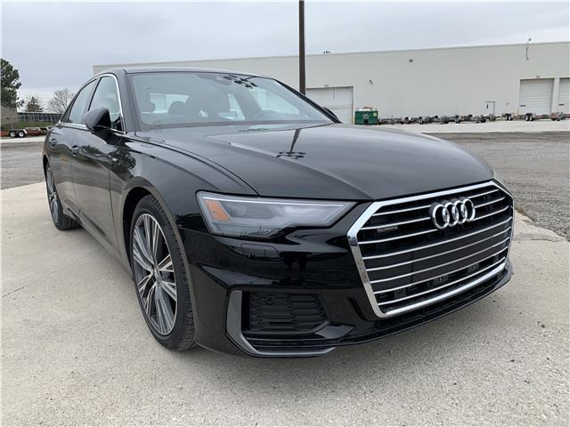 2020 Audi A6 45 Progressiv (Stk: 51537) in Oakville - Image 1 of 20