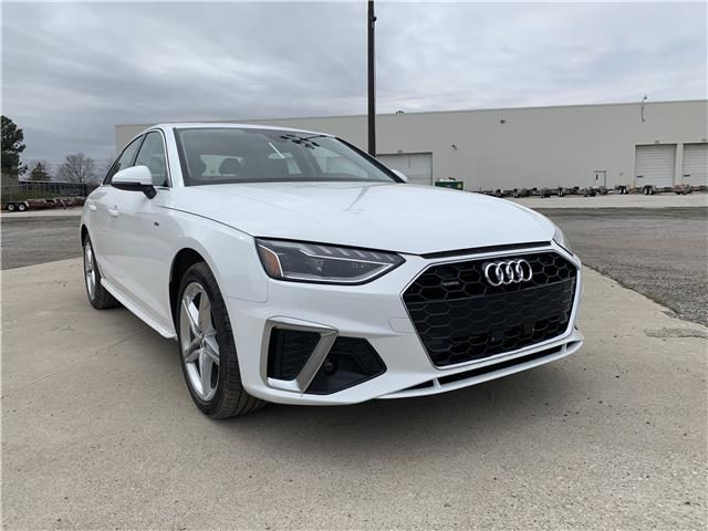 2020 Audi A4 2.0T Progressiv (Stk: 51557) in Oakville - Image 1 of 20