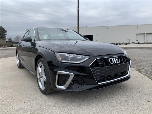 2020 Audi A4 2.0T Progressiv (Stk: 51555) in Oakville - Image 1 of 19
