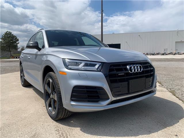 2020 Audi Q5 45 Progressiv (Stk: 51446) in Oakville - Image 1 of 21