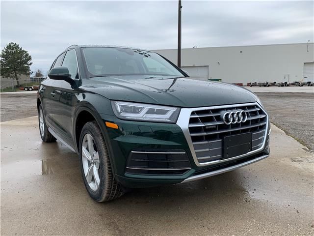 2020 Audi Q5 45 Progressiv (Stk: 51451) in Oakville - Image 1 of 21