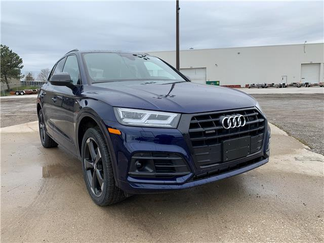 2020 Audi Q5 45 Progressiv (Stk: 51457) in Oakville - Image 1 of 20