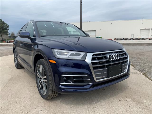 2020 Audi Q5 45 Progressiv (Stk: 51483) in Oakville - Image 1 of 21