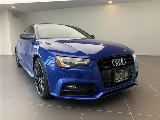 2016 Audi A5 2.0T Progressiv (Stk: L9334) in Oakville - Image 1 of 22