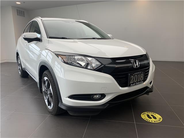 2018 Honda HR-V EX-L (Stk: L9345) in Oakville - Image 1 of 9