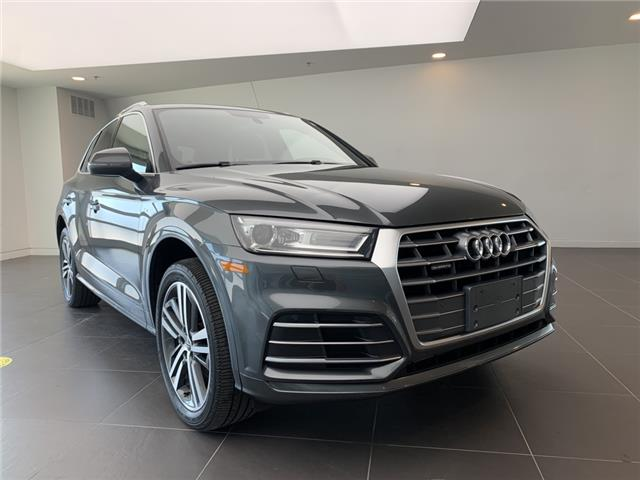 2018 Audi Q5 2.0T Progressiv (Stk: B9390) in Oakville - Image 1 of 21