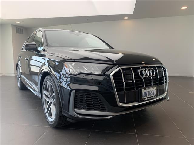 2020 Audi Q7 55 Technik (Stk: 51398) in Oakville - Image 1 of 22