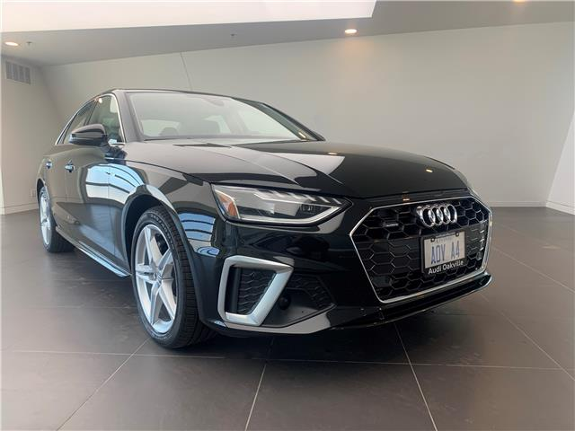 2020 Audi A4 2.0T Progressiv (Stk: 51413) in Oakville - Image 1 of 20