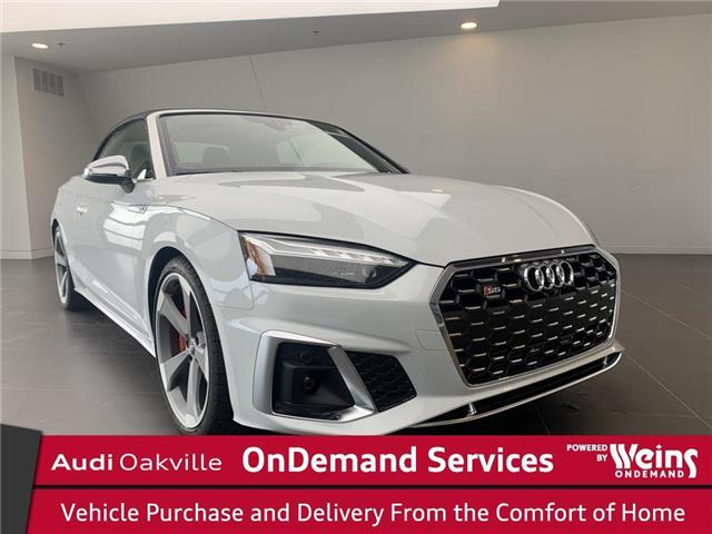 2020 Audi S5 3.0T Progressiv (Stk: 51710) in Oakville - Image 1 of 21