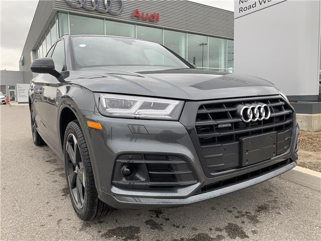 2020 Audi Q5 45 Progressiv (Stk: 51231) in Oakville - Image 1 of 21