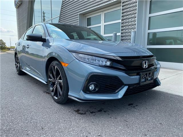 2018 Honda Civic Sport Touring (Stk: L9587) in Oakville - Image 1 of 22