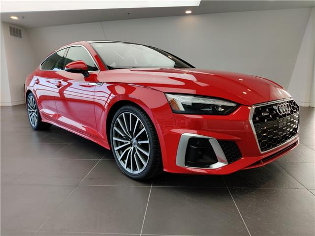 2021 Audi A5 2.0T Progressiv (Stk: 52119) in Oakville - Image 1 of 19