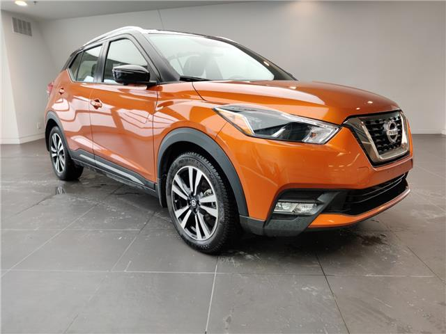 2019 Nissan Kicks SR (Stk: L9824) in Oakville - Image 1 of 20