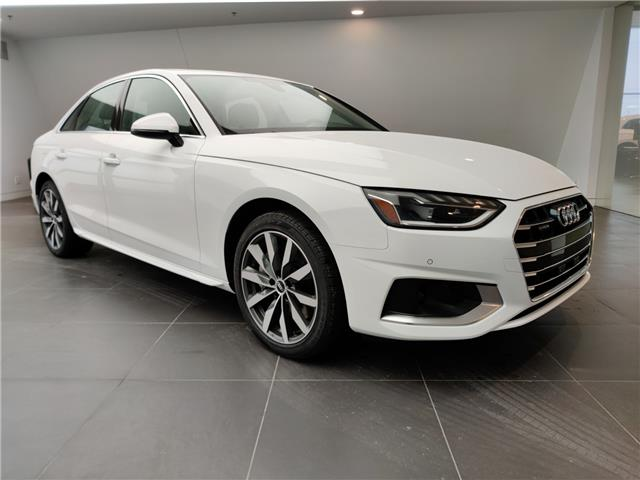 2021 Audi A4 40 Komfort (Stk: 52215) in Oakville - Image 1 of 19