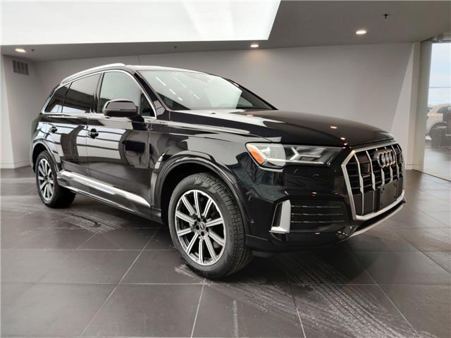2021 Audi Q7 45 Progressiv (Stk: 51919) in Oakville - Image 1 of 19