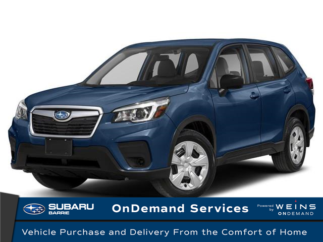 2020 Subaru Forester Convenience (Stk: 20SB386) in Innisfil - Image 1 of 9