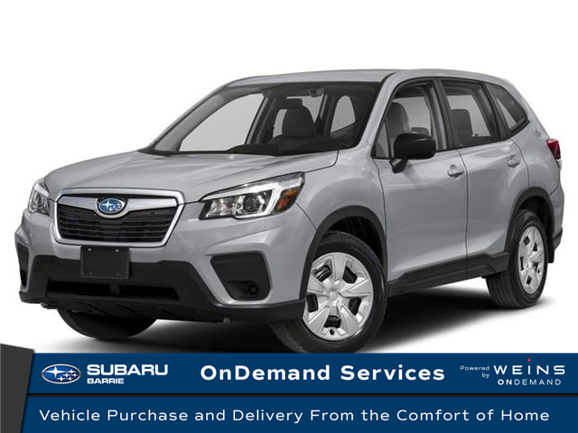 2020 Subaru Forester Convenience (Stk: 20SB430) in Innisfil - Image 1 of 9