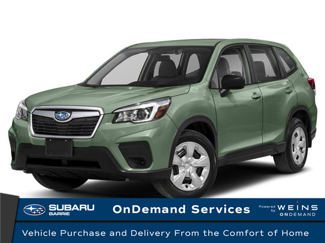 2020 Subaru Forester Convenience (Stk: 20SB428) in Innisfil - Image 1 of 9