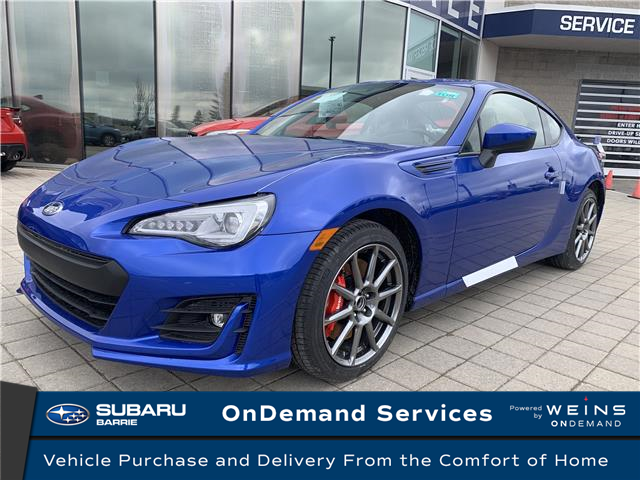 2020 Subaru BRZ Sport-tech RS (Stk: 20SB378) in Innisfil - Image 1 of 7