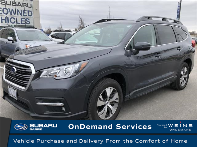 2020 Subaru Ascent Touring (Stk: 20SB012) in Innisfil - Image 1 of 16